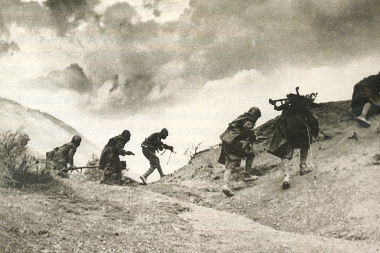 Β´ Παγκόσμιος Πόλεμος - Κατοχή