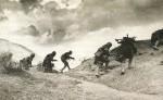 Έλληνες στρατιώτες στο μέτωπο.