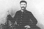Ο Ευθύμιος Καούδης. Καστοριά, Μουσείο Μακεδονικού Αγώνα.