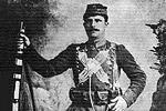 O Δημήτρης Νταλίπης. Καστοριά, Μουσείο Μακεδονικού Αγώνα.