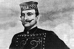 Ο καπετάν Βάρδας (Γεώργιος Τσόντος). Καστοριά, Μουσείο Μακεδονικού Αγώνα.