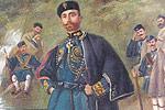 Ο Κωνσταντίνος Μαζαράκης-Αινιάν. Καστοριά, Μουσείο Μακεδονικού Αγώνα.