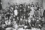 Μαθητές Ελληνικού σχολείου.